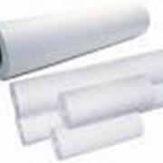 Бумага рулонная для плоттеров (А0+) 914*50,8*30м 120г/м2 бел.148% фото