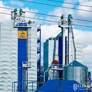 Зернохранилища (элеваторы) ПЕТКУС фото