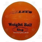 Мяч для атлетических упражнений (Вейтбол) 5 кг фото