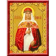 Рисунок-схема Святая Благоверная Княгиня Феврония КТК - 3057 фото
