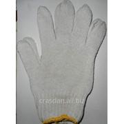 Перчатки рабочие трик. из х/б пряжи арт. 576 фото