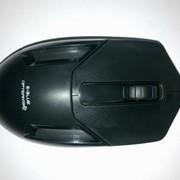 Мышь E-Blue OPTERMA-R, проводная, чёрная, 1480 DPI, USB фото