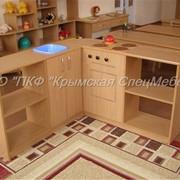 """Мебель детская игровая """"Кухня"""" фото"""