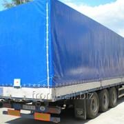 Тенты для грузовых автомобилей, автотенты фото