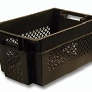 Ящик высокий для овощей, зелени и винограда (решетка)