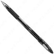 """Ручка гелевая """"Techjob"""" TZ501B чорная фото"""