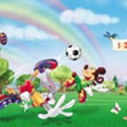 Фотообои Футбол фото