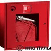 Шкаф пожарный ШПК-310В встроенный фото