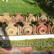 Краны битумные треходовой фото