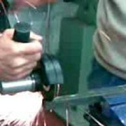 Круги отрезные армированные из карбидкремниевых материалов. фото