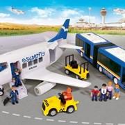 Детский игровой набор Аэропорт фото