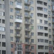 Остекление балконов и лоджий,панорамный вид.