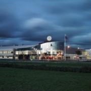 Строительство заводов и других промышленных объектов фото