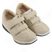 Туфли Walkmaxx Ladies Style. Цвет: бежевый фото