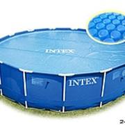 Аксессуары для бассейнов чехол универсальный термо 59958 фото