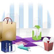 Создание формы и дизайна упаковки фото