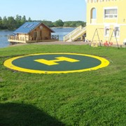 Вертолетные площадки(укладка спецпокрытия,строительство ангаров вертолетных,освещение) от Натаспорт,Украина,Ялта фото