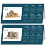 Календарь-домик фото