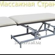 Массажный стол Профи 1.1 с электроприводом фото