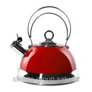 Wesco Чайник (2.75 л), красный 340520-02 фото