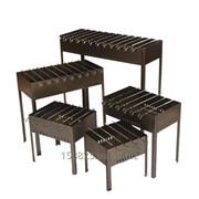 Аренда мангалов, мебель для пикников фото