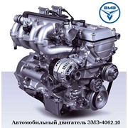 Бензиновые 4-цилиндровые 16-клапанные инжекторные двигатели семейства ЗМЗ-406 фото
