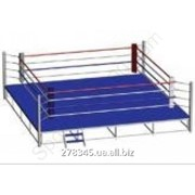 Боксерский ринг Boyko СК001.4 4.5x4.5м. высота помоста 0.6м фото