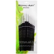 Набор художественных кисточек royal art , 12 шт. RYA01011 фото