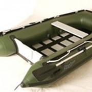 """Надувная лодка из ПВХ """"Омакс"""" зеленая 230PL фото"""