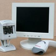 Мониторы для POS-систем. Индустриальный POS Монитор 8 дюймов LCD TFT R1-080 LED фото