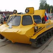 Транспортная машина «Исеть-1» фото