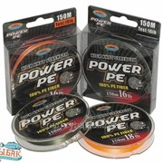 Power PE 100% 150m /#1.6/ 16Lb (dark green) фото