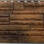Фасадная Панель Альта-Профиль Скалистый Камень фото