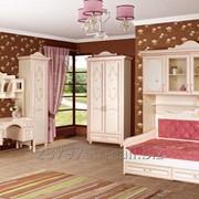 Детская мебель для девочек Алиса фото