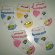 Носки с отворотом. Большой выбор детских носков. Купить носки детские фото