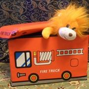 Пуфик ящик для игрушек, Ящик для игрушек. фото