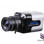 Профессиональная корпусная миниатюрная видеокамера TDS-361SNH-3NVP-OSD фото