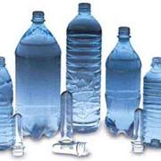 Пластиковые бутылки. фото