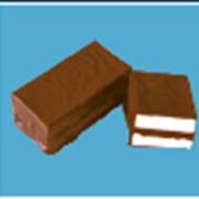 Зефир трехслойный в шоколаде фото