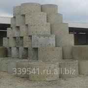 Кольцо бетонное КС 15-9 перфорированное