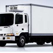 Автофургоны грузовые