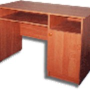 Стол письменный со створкой фото