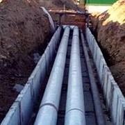 Монтаж систем отопления, водоснабжения в Пензе фотография