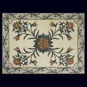 Мозаичное панно из мрамора фото