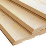 Имитатор деревянного бруса фото