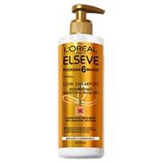 """L'Oreal Paris Шампунь-уход 3в1 для волос """"Elseve Low shampoo, Роскошь 6 масел"""", для сухих и ломких волос, 400 фото"""