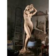 Фонтанная скульптура фото