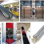 Поставка лифтов и эскалаторов фото