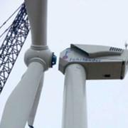 Компоненты ветряных электростанций фото