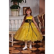 Детское платье нарядное 10-0027 фото